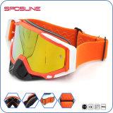 UV400 beschermende In het hele land van Mx van de Afscheuringen van de Motorfiets van de Weg Beschermende bril
