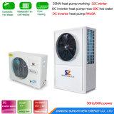 - bomba de calor à terra de Geo da fonte do aquecimento 10kw/20kw do radiador da casa 25c