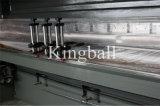 Corte punzonado hidráulico máquina de doblado (WC67K-300/5000) Fabricante