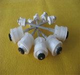 コショウ挽きの陶磁器の粉砕機のメカニズムの部品