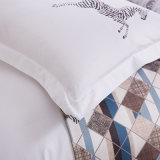 製造業者の贅沢な綿のアパートによって印刷される寝具セット