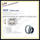 NBR+Ny Hydraulic Piston seal Ouy