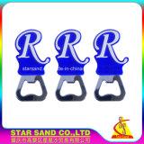 Abrelatas de botella suave modificado para requisitos particulares de clase superior del metal del PVC del diseño 3D