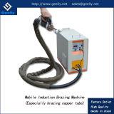 Индукционного нагрева высокотемпературной пайки сварочный аппарат с Hand-Held отопление и гибкий кабель