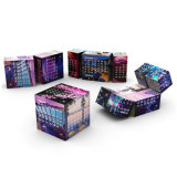 OEM индивидуальные рекламные фотографии магнитных Magic складная Magic кубиков льда