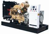180kVA / 150kw Puissance silencieuse ouvert générateur diesel Cummins et Stamford