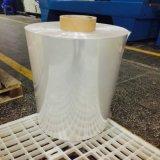 Film de rétrécissement de empaquetage de processus enflé de PVC de pente