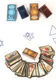 Het Spel van de Raad van de Kaart van de Spelen van het Document van de Speelkaarten van de douane