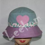 Sombrero de cuero promocional del compartimiento de la pesca