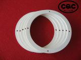 Anello di ceramica dell'ossido di alluminio di elevata purezza Al2O3