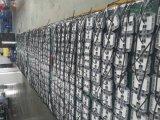 Aluminium de qualité/goujon de route de la borne de route de tunnel de câble par ABS/DEL