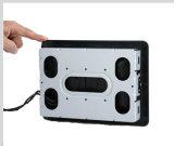 7 pouces établis dans le moniteur androïde d'appui-tête de véhicule d'écran tactile de haut-parleur de WiFi