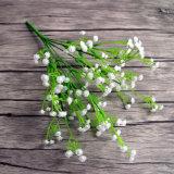 Flores artificiais para casa decorações Casamento Babysbreath Plástico