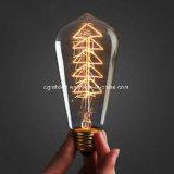훈장 전구 ST64 edsion 필라멘트 전구를 위한 Romatic LED 빛