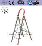 高品質のステンレス鋼材料4のステップ世帯の梯子