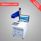 Máquina superficial de la marca del laser de la fibra para los metales