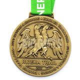 De hete Verkopende Medaille van de Voltooiing van de Herinnering van de Toekenning van het Metaal van de Douane Lucht