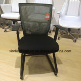 Фикчированный стул офиса сетки рамки металла с низкой ценой
