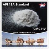 API 13A Ocma CMC LV LvtのCarboxymethylセルロースの低い粘着性
