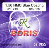 Голуб-Покрытия Hmc 70/65mm зрения M-Индекса 1.56 объектив одиночного оптически
