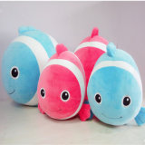 Les poissons jouet en peluche, de somptueux avec remplissage Pet Toy PP Coton