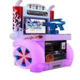 Cabritos de fichas del parque de atracciones de los cabritos populares de los juegos que tiran la máquina de juego