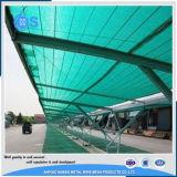 HDPE van de lage Prijs de Groene 100g UV Behandelde Netto Schaduw van de Zon