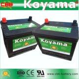 85-610 Koyama 12V60ah 광저우 중국 자동차 자동차 배터리