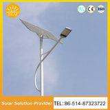 Caldo-Vendita degli indicatori luminosi palo solari della via con le braccia singole o doppie