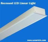 사무실 학교를 위한 1200mm 길이에 의하여 중단되는 LED 선형 빛