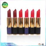 Começ a vales a forma popular 6 cores batom orgânico impermeável da composição