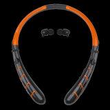Auricular vendedor caliente de Hbs Bluetooth de la alta calidad 2018, receptor de cabeza estéreo de Bluetooth 4.0 del deporte de Hbs
