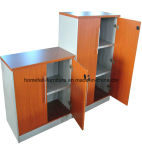 ドアのオフィス用家具が付いているカスタマイズされたオフィスの記憶の食器棚