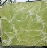 Керала зеленого золота из гранита Galaxy гранитных блоков плитки