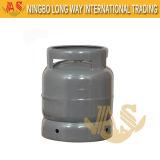 3kg faisant cuire des cylindres de gaz pour l'Afrique