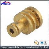 オートメーションCNCの機械化の銅の金属の銅の部品