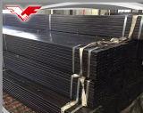 Fabricado en negro SHS y rhs cuerpo hueco del tubo de acero