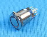 주문을 받아서 만들어진 Laser를 가진 기관자전차 강요 스위치가 12V에 의하여 LED 점화했다