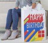 De goedkope Douane personaliseerde de Buitensporige Zak van de Gift van de Verjaardag van Sterren