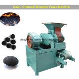 Máquina hidráulica de la prensa de enladrillar del polvo del carbón y del carbón de leña