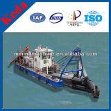 カスタマイズされた吸引の砂ポンプ船の浚渫船の製造者および製造業者