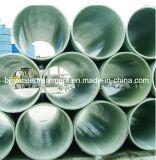 Pipes hydrauliques de la boîte de vitesses GRP/FRP de grand diamètre