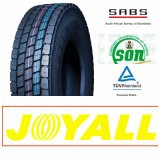 12r22.5 Joyallbrandの鋼鉄放射状のものTBRのトラックのタイヤ