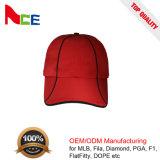 広州OEMは刺繍したパネルのジッパーが付いている戦術的なEsdyの6つのスポーツの帽子をカスタマイズした