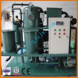 Sistema de renovação usado uso da purificação do óleo do petróleo comestível