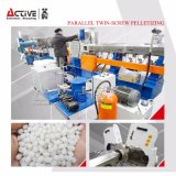 Fart Pelletizing Line (Co-rotating parallel twin-screw to extrude)