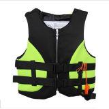 Персонализированный таможней спасательный жилет Kayak неопрена