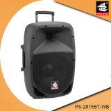 Professionele pS-2815bt-Wb van de Spreker van de Batterij Bluetooth