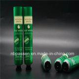 Anel de plástico de alumínio Tubo suave creme hidratante para embalagem (PPC-ST-034)