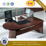 Form-neuer Entwurfs-hölzerne Anfangsetikett-Melamin-Büro-Möbel (HX-ND5003)